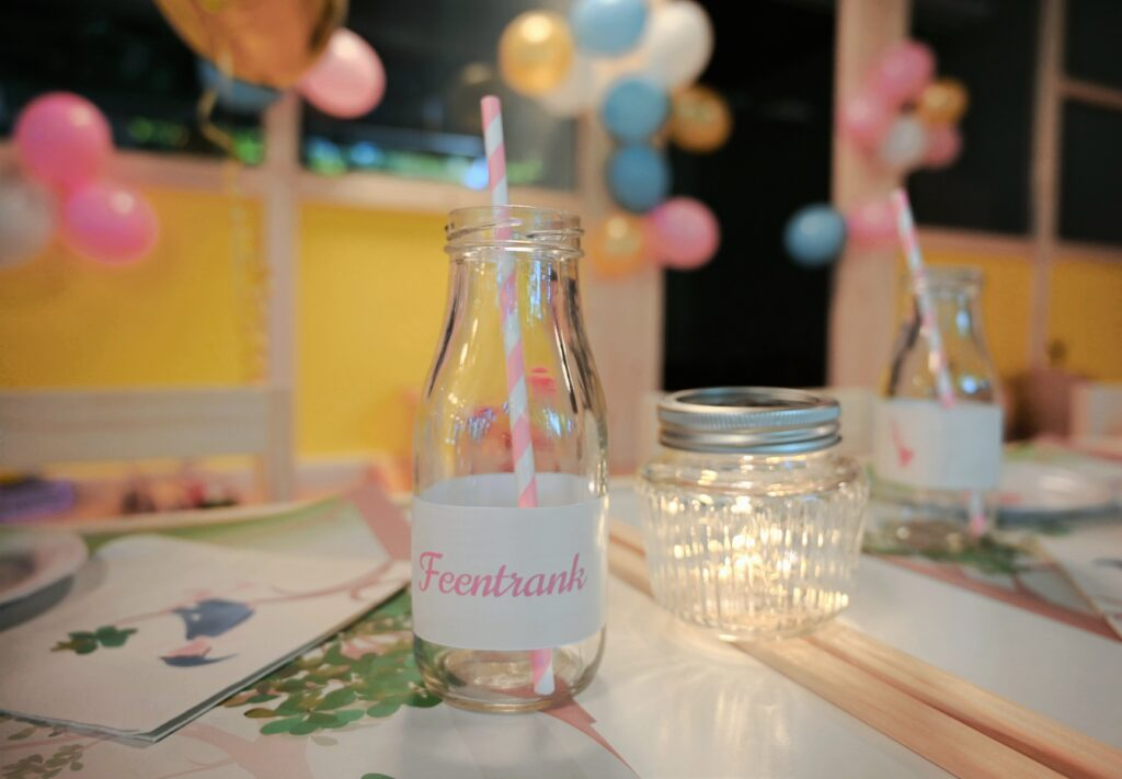 """Celebrate kid's birthday parties with our beautiful partybox """"Fairy World"""""""